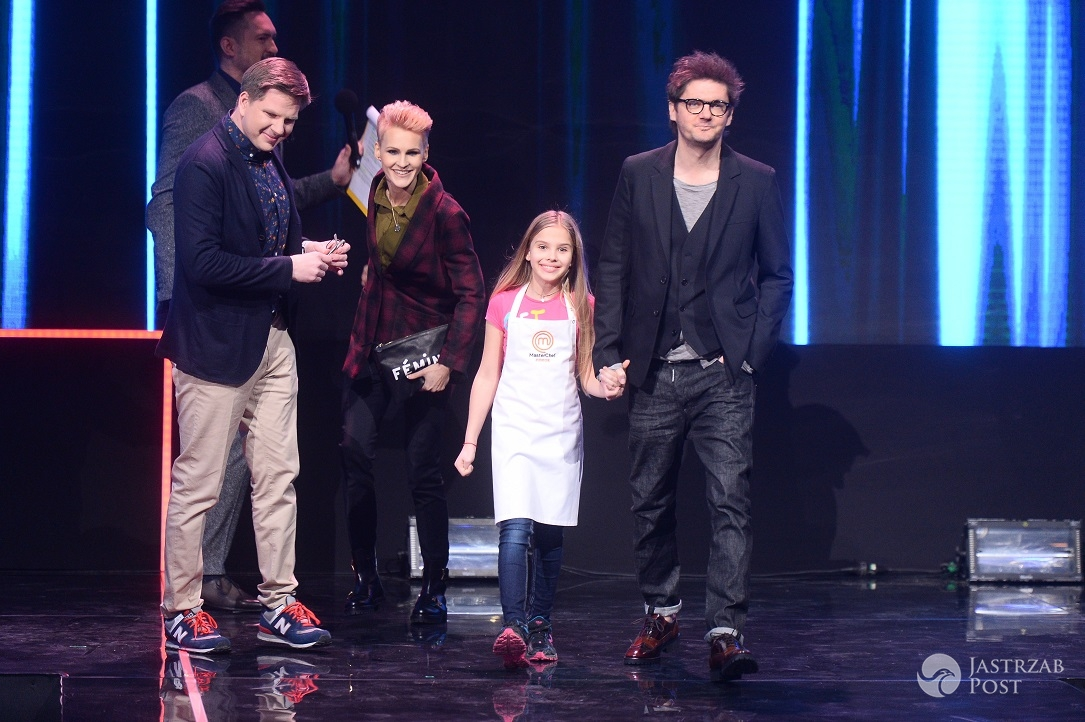 Agnieszka Chylińska, Kuba Wojewódzki, Filip Chajzer uciekli z konferencji TVN