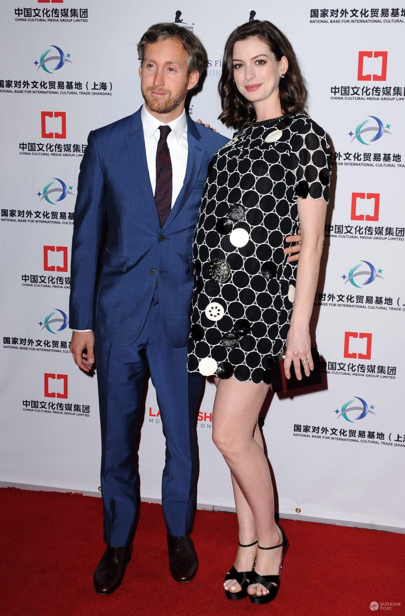 Anne Hathaway urodziła syna!