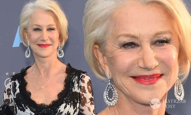 Helen Mirren, Critics' Choice Awards 2016 (fot. ONS)