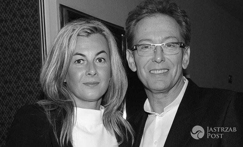 Nie żyje żona Jacka Borkowskiego, Magdalena Gotowiecka