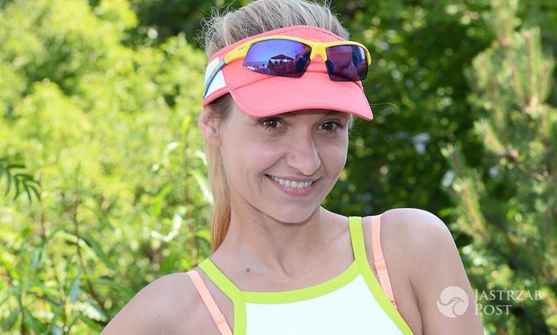Jak o formę dba Joanna Koroniewska?