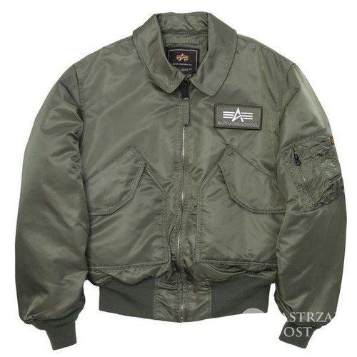 Zielona kurtka, Alpha Industries, 439 pln