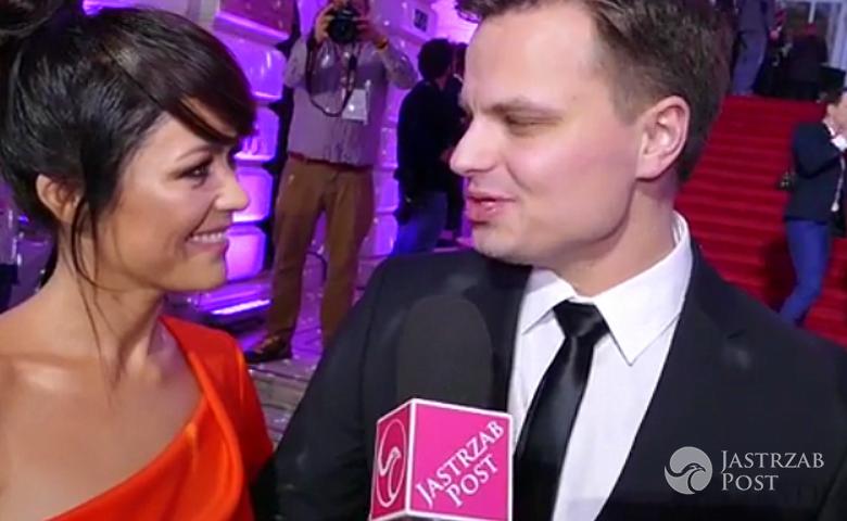 Marcin Hakiel i Kasia Cichopek