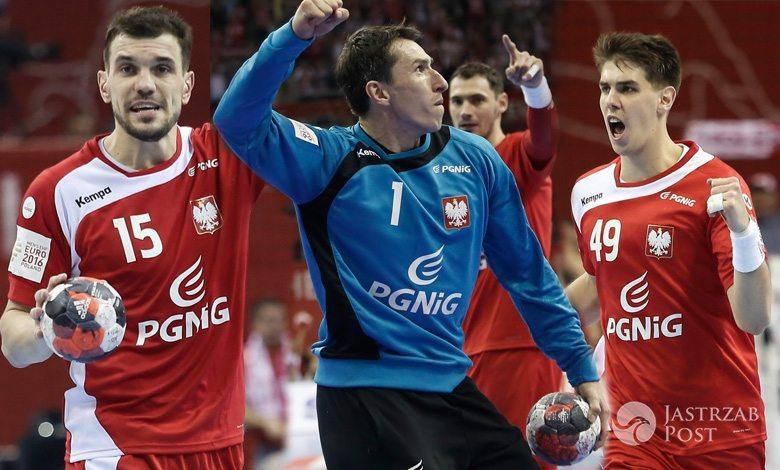 Mistrzostwa Europy w piłce ręcznej 2016: Polska - Chorwacja
