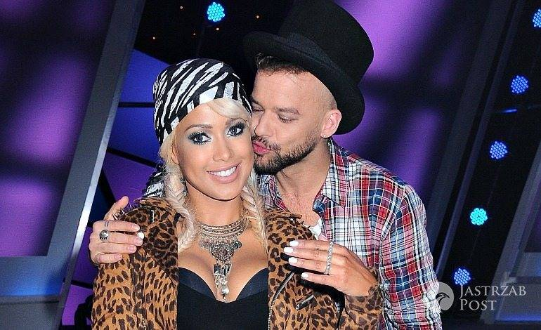Michał Piróg i Patricia Kazadi