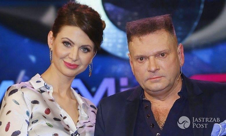 Krzysztof Rutkowski i Maja Plich