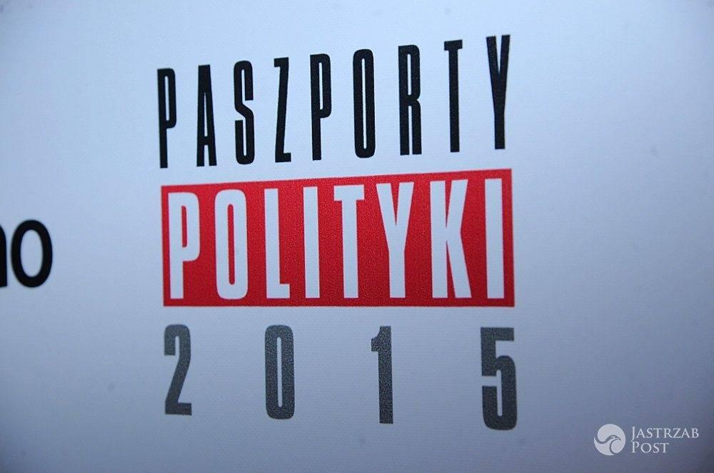Paszporty Polityki 2015