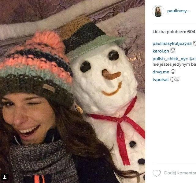 Paulina Sykut Jeżyna Instagram