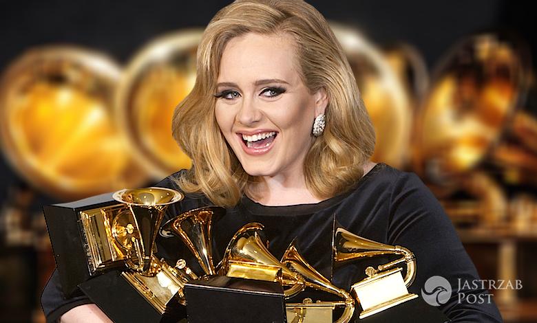 Adele na Grammy 2016. Kto wystąpi?
