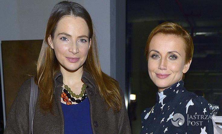 Katarzyna Zielińska i Anna Dereszowska