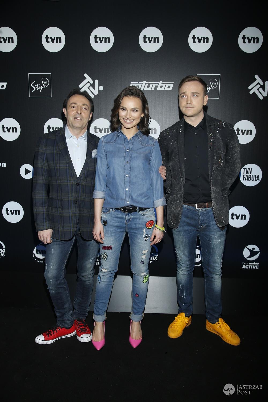 Michel Moran, Anna Starmach, Mateusz Gessler na ramówce TVN wiosna 2016
