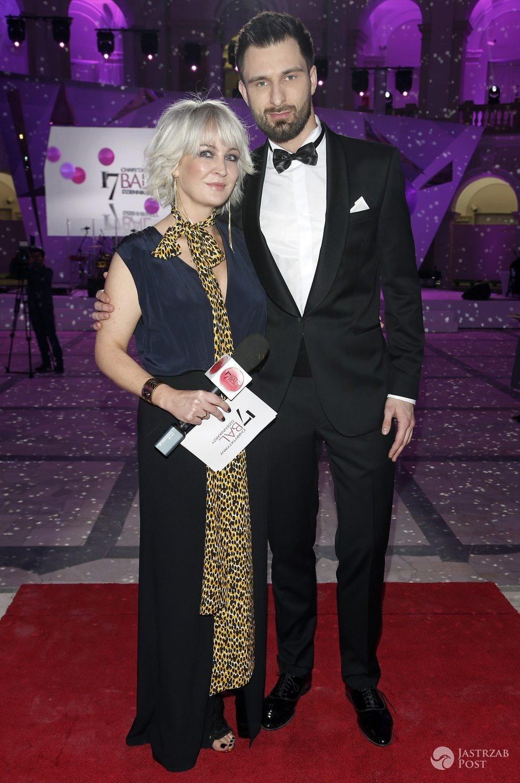Anna Puślecka i Mateusz Hładki, Bal Dziennikarzy 2016 (fot. AKPA)