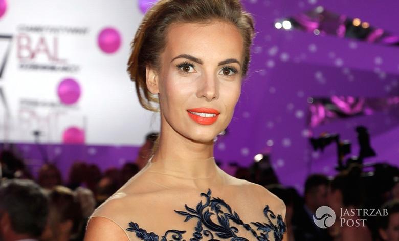 Izabela Janachowska, Bal Dziennikarzy 2016 (fot. AKPA)