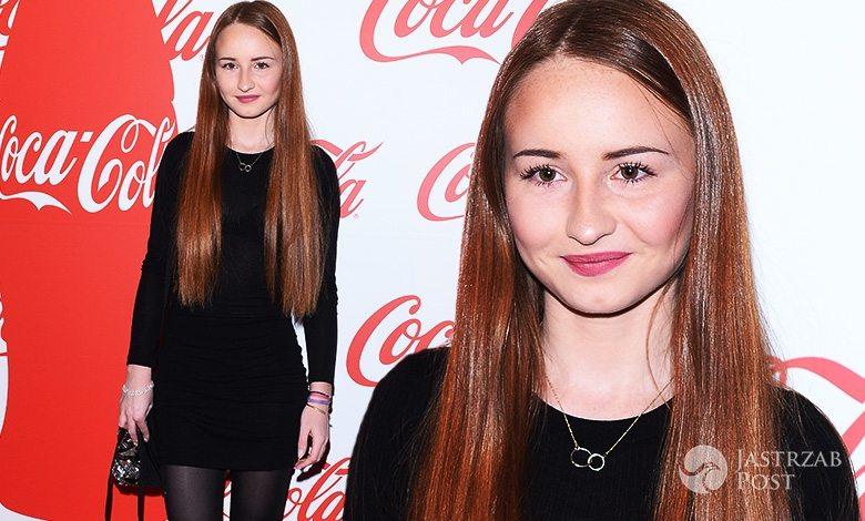 Angelika Mucha, LittleMooonster94 na imprezie Coca-Coli
