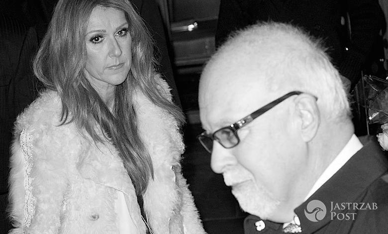 Celine Dion mąż nie żyje