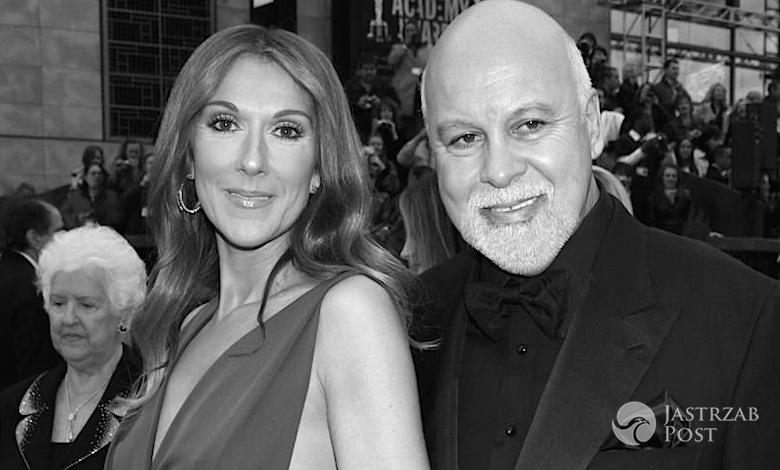 Celine Dion odwołała koncerty po śmierci Rene Angelil