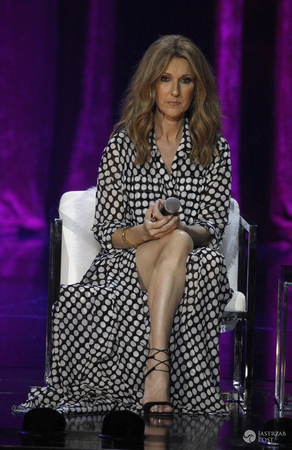 Celine Dion nie pojawiła się na pogrzebie brata