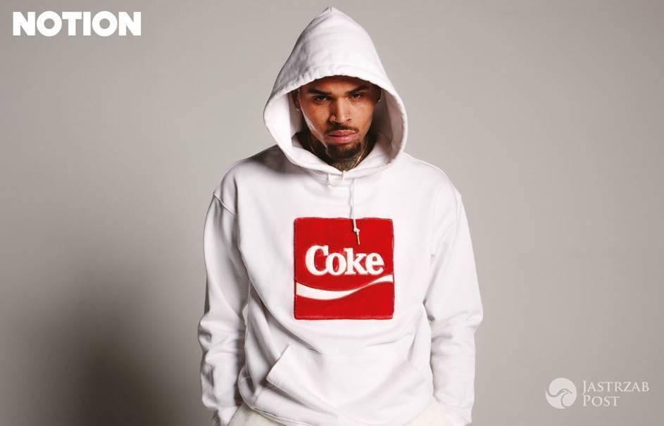 Chris Brown jest podejrzany o pobicie modelki fot. Facebook.com