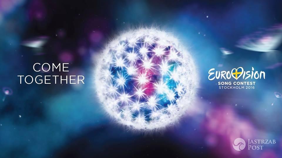 Eurowizja 2016 - oficjalne logo i hasło