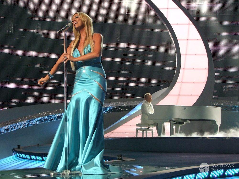 Isis Gee na Eurowizji 2008 - ostatnia piosenka wybrana przez widzów, która awansowała do finału konkursu