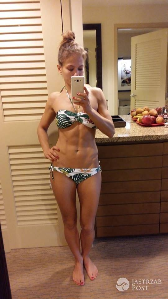 Mistrzyni MMA w bikini fot. Facebook.com