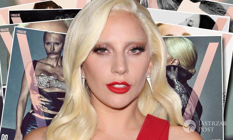 Lady Gaga na okładkach V Magazine, nr 99
