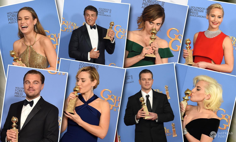 Zwycięzcy Złotych Globów 2016 (fot. ONS)