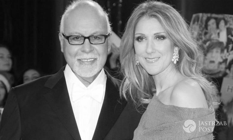 Pogrzeb męża Celine Dion - gdzie i kiedy?