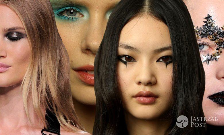 Modne makijaże wiosna-lato 2016 (fot. ONS)