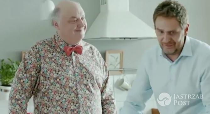 Wstrzymano emisję spotów z Maciejem Nowakiem i Wojciechem Modestem Amaro fot. screen ze spotu Ministerstwa Środowiska