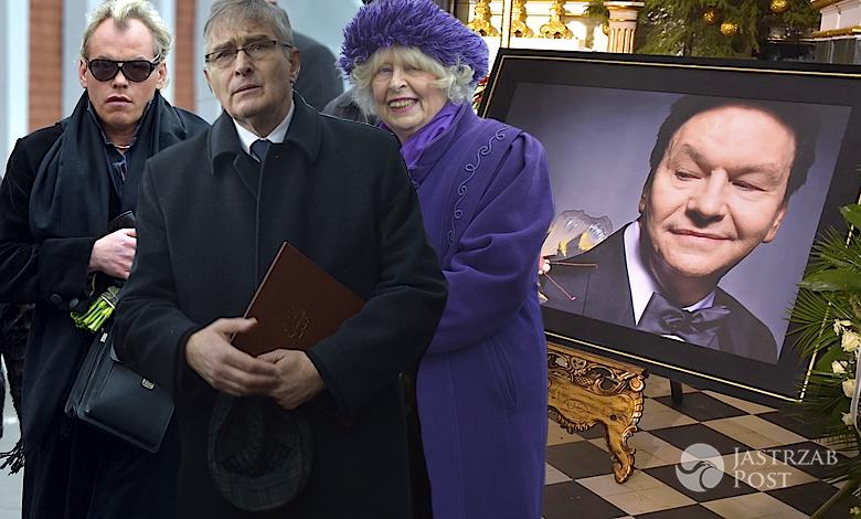 Pogrzeb Bogusława Kaczyńskiego