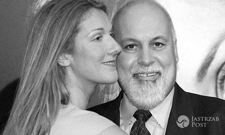 Pogrzeb Rene Angelil męża Celine Dion