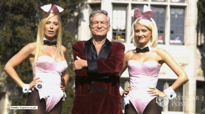 Hugh Hefner chce sprzedać Playboya za pół miliarda dolarów