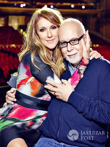 Rene Angelil i Celine Dion ostatnie wspólne zdjęcie