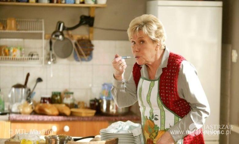 Barbara Mostowiak (Teresa Lipowska) z M jak miłość
