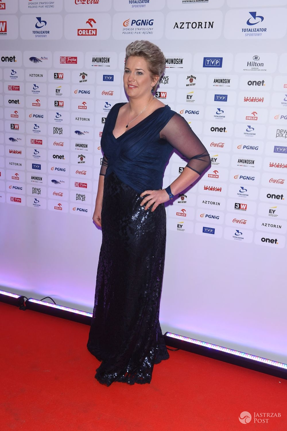 Anita Włodarczyk na drugim miejscu w głosowaniu na Sportowca Roku 2015