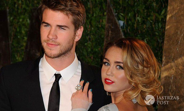 Miley Cyrus i Liam Hemsworth są już po ślubie