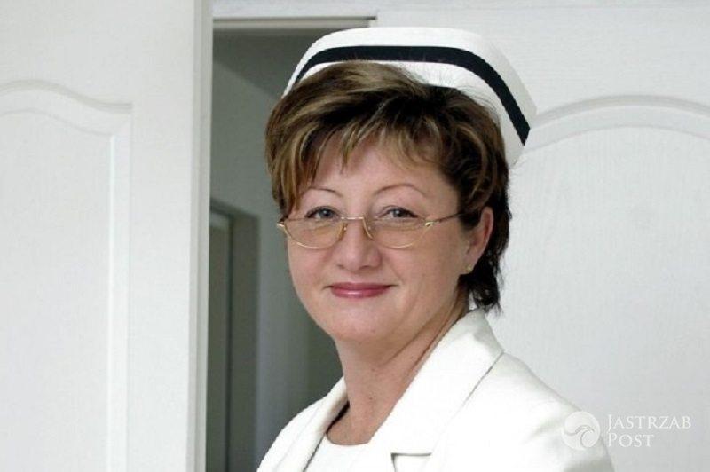 Dorota Gardias - pielęgniarka