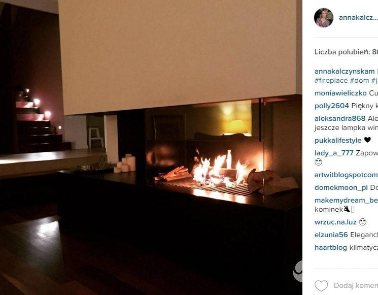 Anna Kalczyńska zdjęcia domu