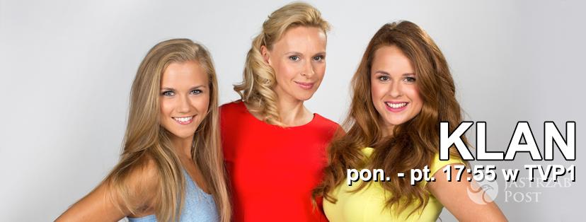 Klan, Aleksandra Lubicz (Kaja Paschalska), Agnieszka Lubicz (Paulina Holtz), Bożena Kazuń (Agnieszka Kaczorowska)