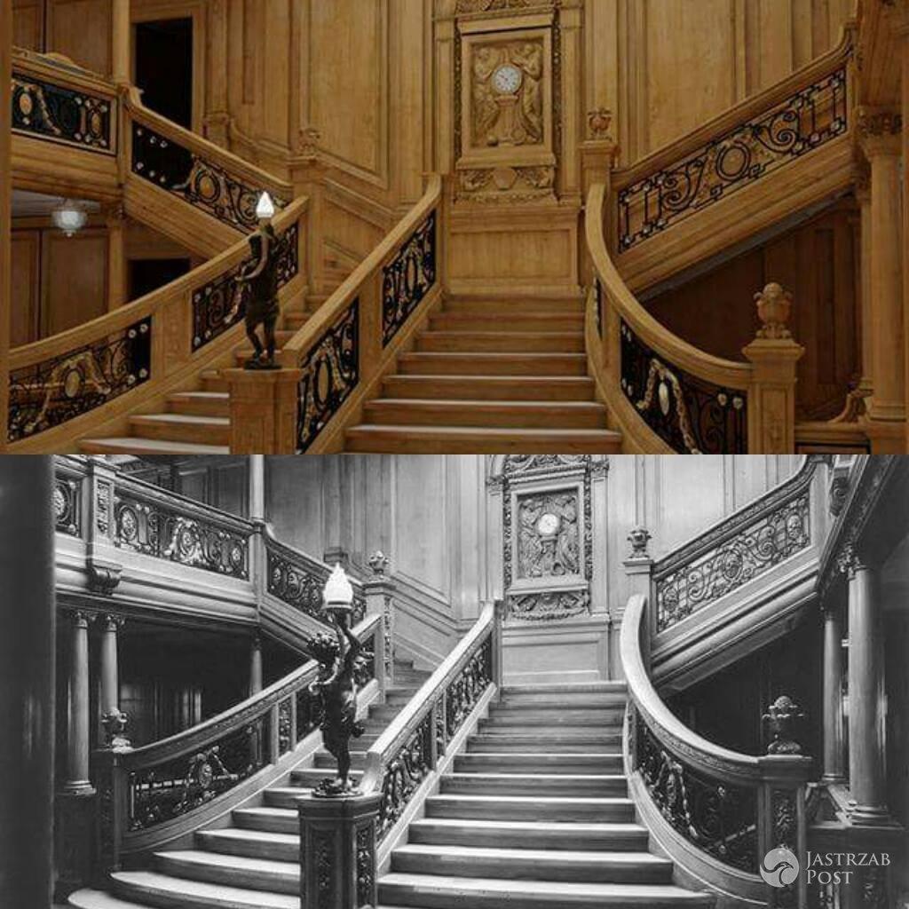 Hol - Replika Titanica i pierwowzór