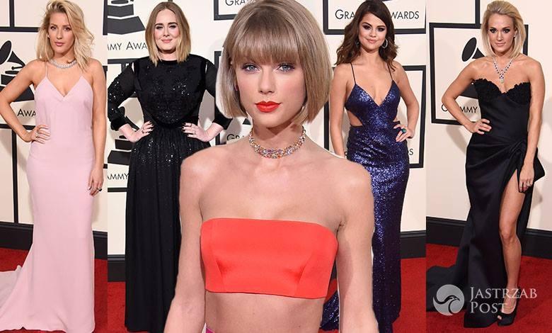 Gwiazdy na Grammy 2016