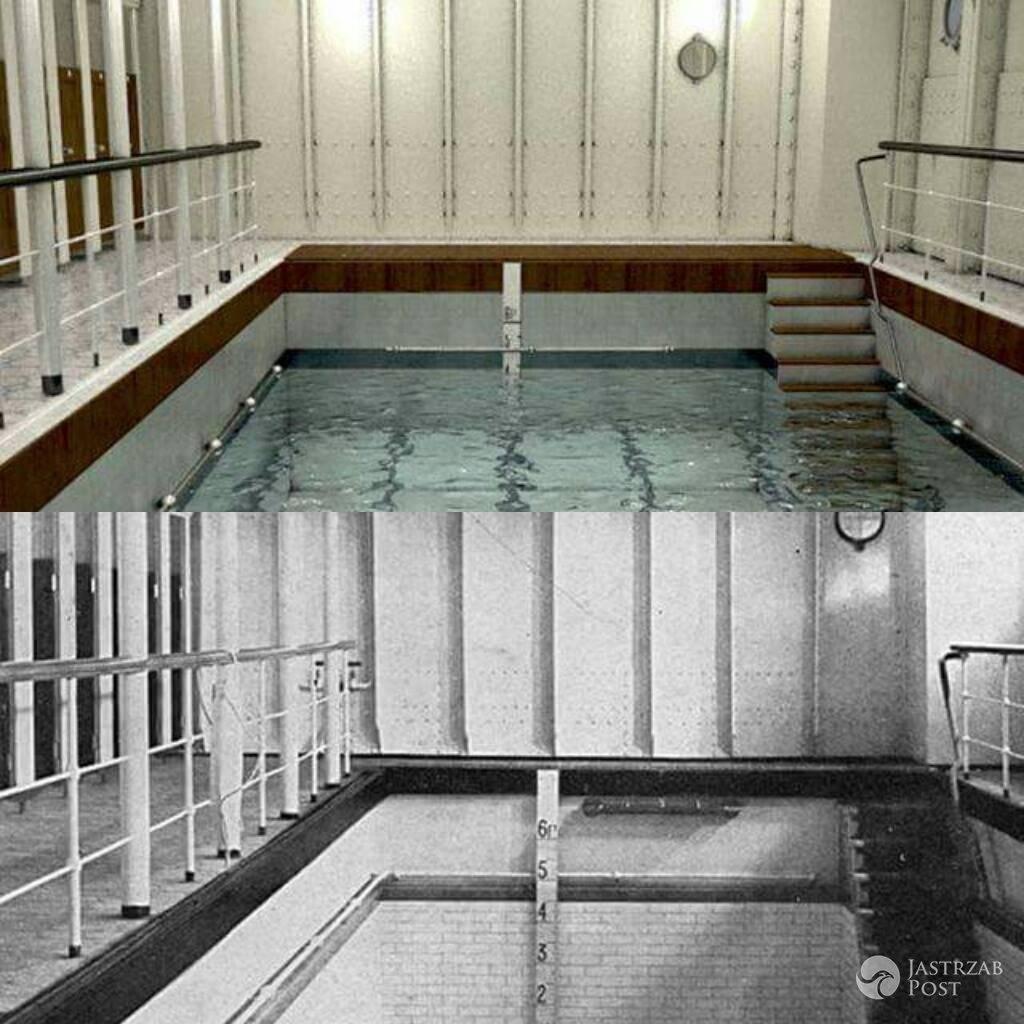 Basen - Replika Titanica i pierwowzór