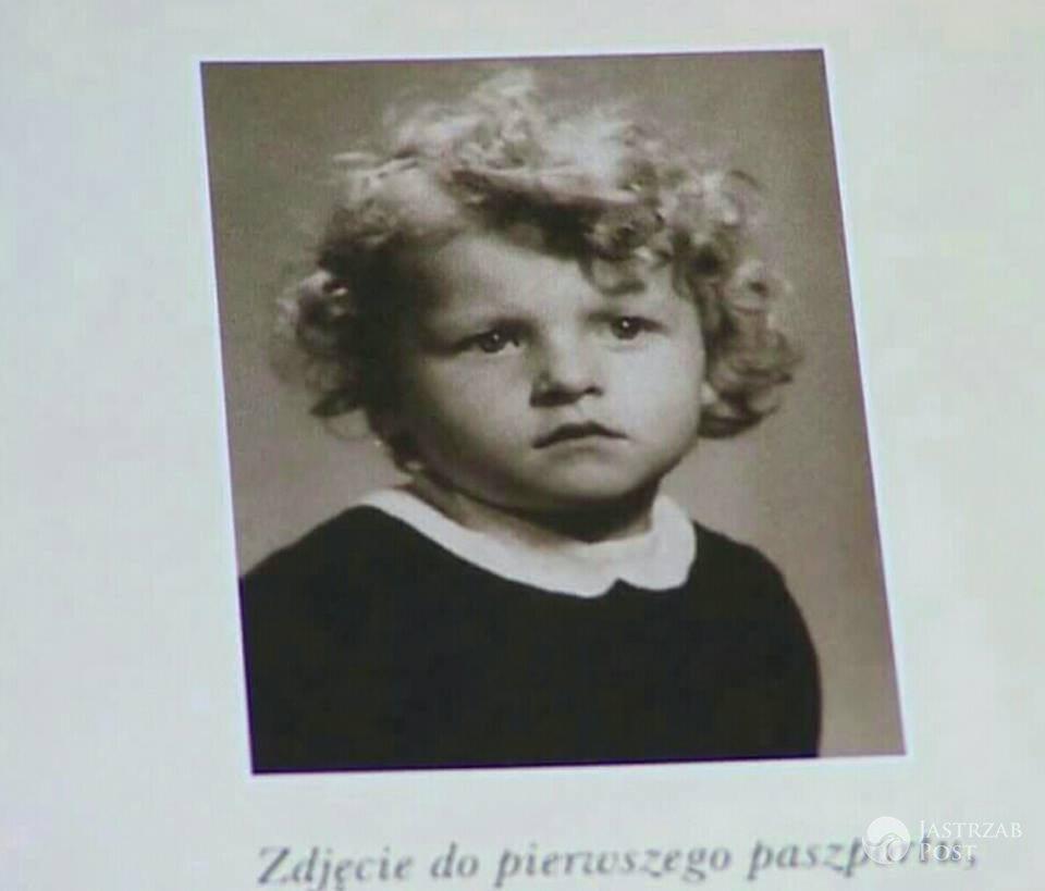 Magda Gessler w dzieciństwie