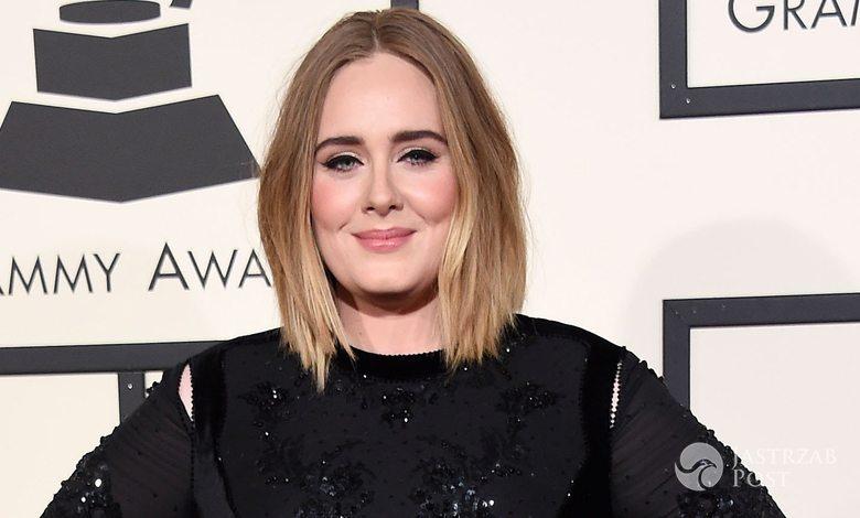 Adele komentuje wpadkę z gali Grammy 2016