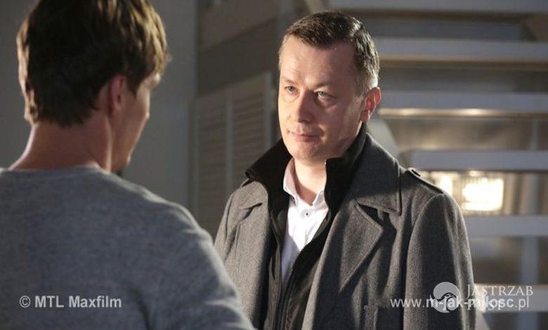M jak miłość odcinek 1198, Grzegorz (Wojciech Majchrzak), Marcin (Mikołaj Roznerski)