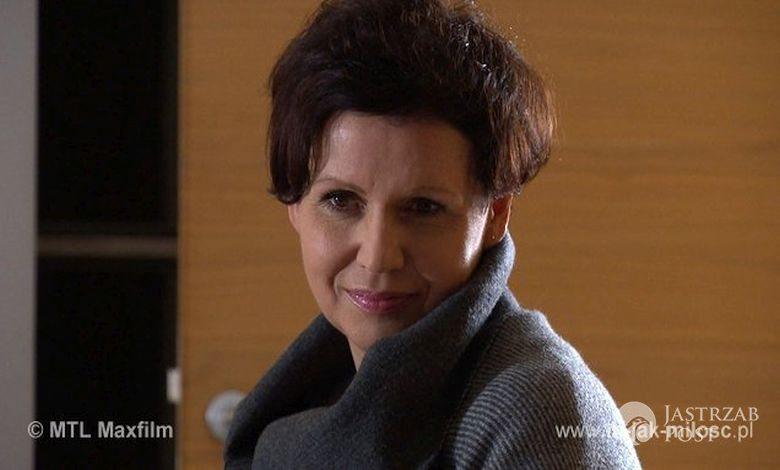 M jak miłość, Marysia Rogowska (Małgorzata Pieńkowska)
