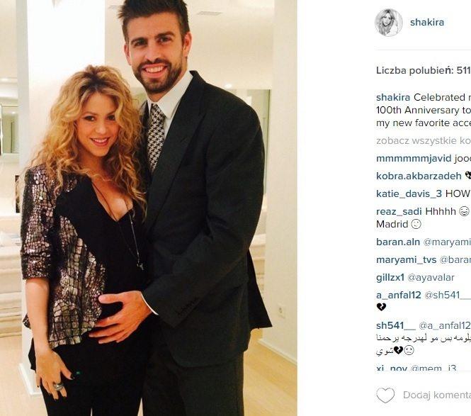 Shakira skomentowała mema po meczu Polska-Szwajcaria na EURO 2016