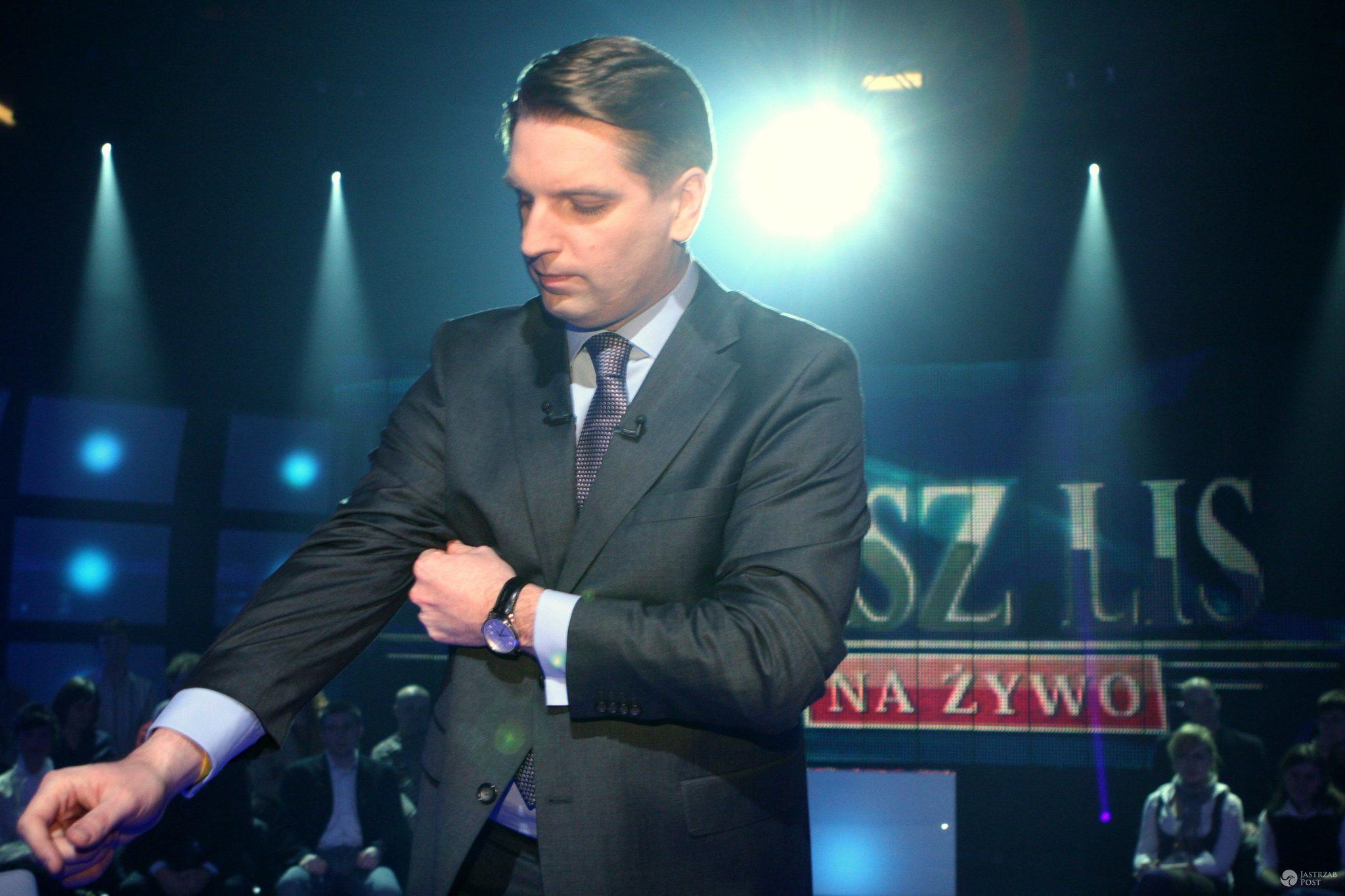Tomasz Lis pilnie przewieziony do szpitala! W poważnym stanie trafił na OIOM zdjecie 1