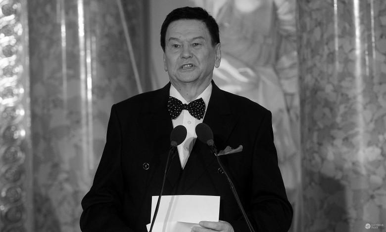 Bogusław Kaczyński miał żonę
